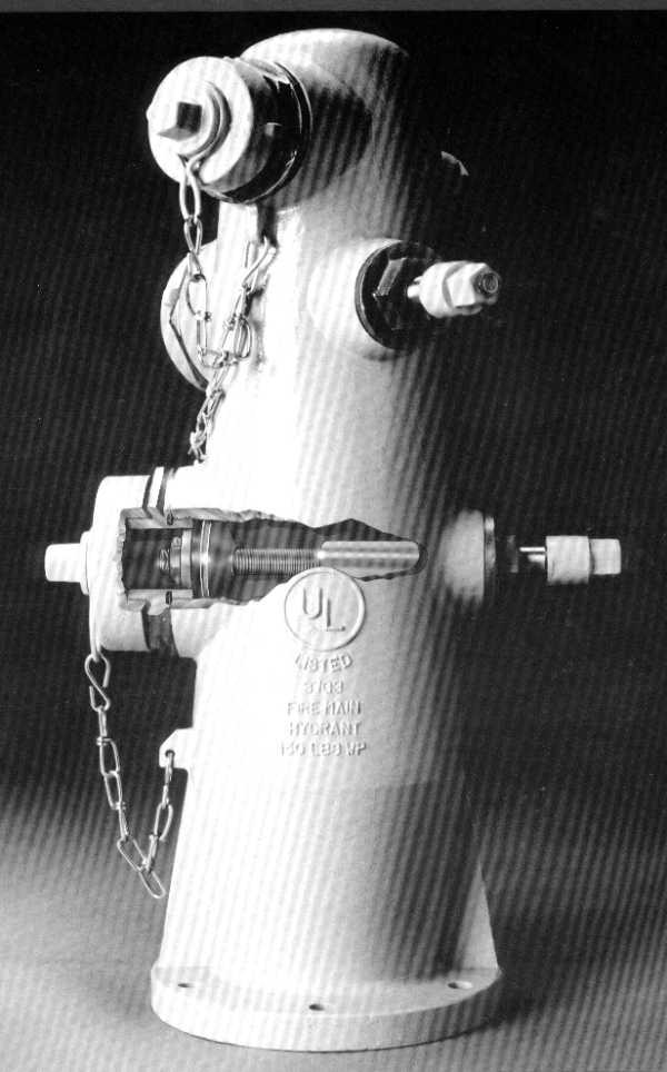 Wetbarrel Hydrant Design