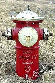 Clow Canada Mcavity