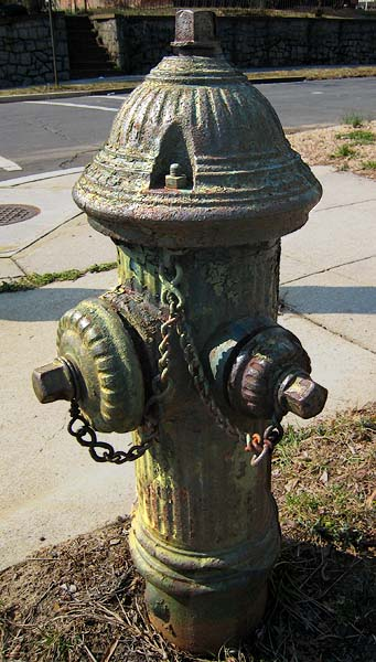 Glamorgan Pipe and Foundry - Fire Hydrants